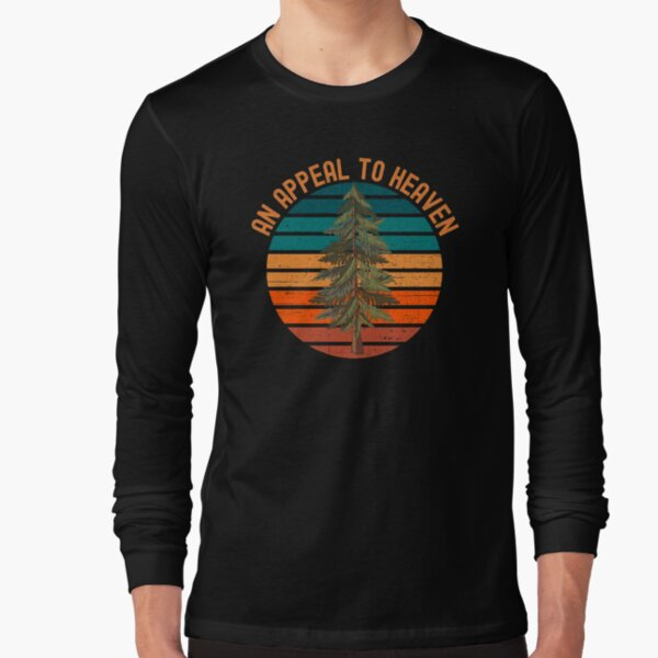 Appeal to Heaven Pine Tree Flag Long Sleeve T-Shirt