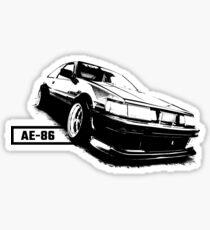 Toyota Corolla Levin AE86 Sticker