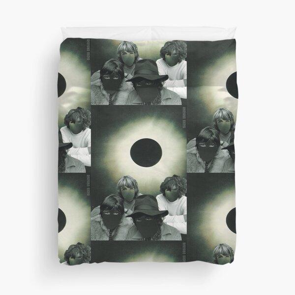 The Dark Side of The Moon Poster Duvet Cover
