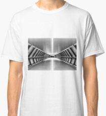Canary Wharf Crossrail Station Classic T-Shirt