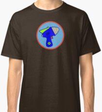 Astro Blaster Shooting Badge Classic T-Shirt