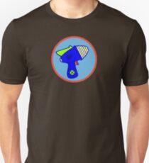 Astro Blaster Shooting Badge T-Shirt