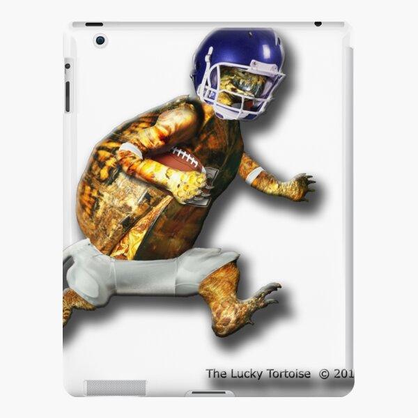 Turtle Football Player iPad Snap Case