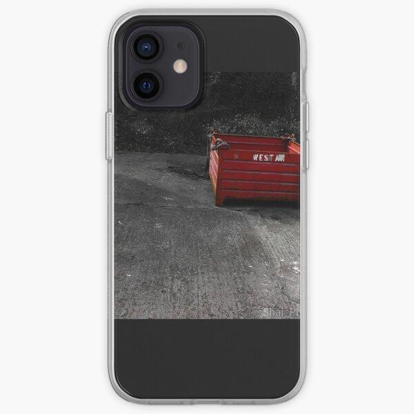 RedBox iPhone Soft Case