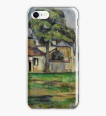 Paul Cezanne - Banks of the Marne  1888 Impressionism  Landscape iPhone Case/Skin