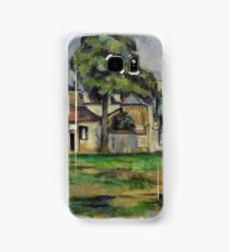 Paul Cezanne - Banks of the Marne  1888 Impressionism  Landscape Samsung Galaxy Case/Skin