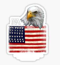 eagle 2 Sticker
