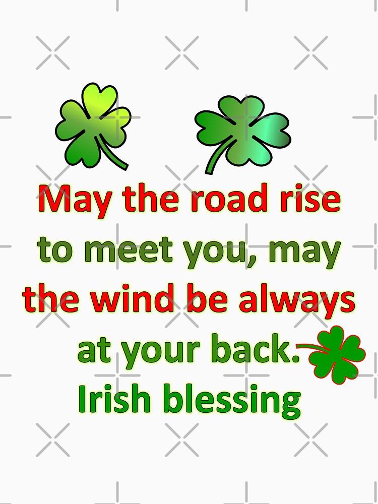 Irish Blessing by Veee8