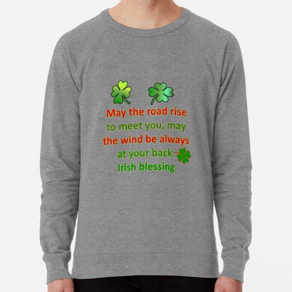 Irish Blessing Lightweight Sweatshirt
