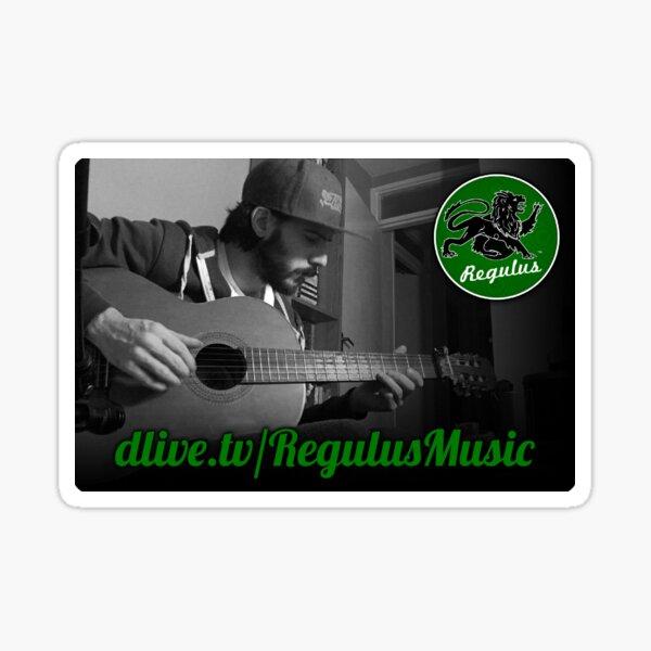 Regulus Blues Classic Sticker