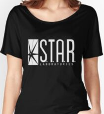 Star Labs Sweatshirt Women's Relaxed Fit T-Shirt