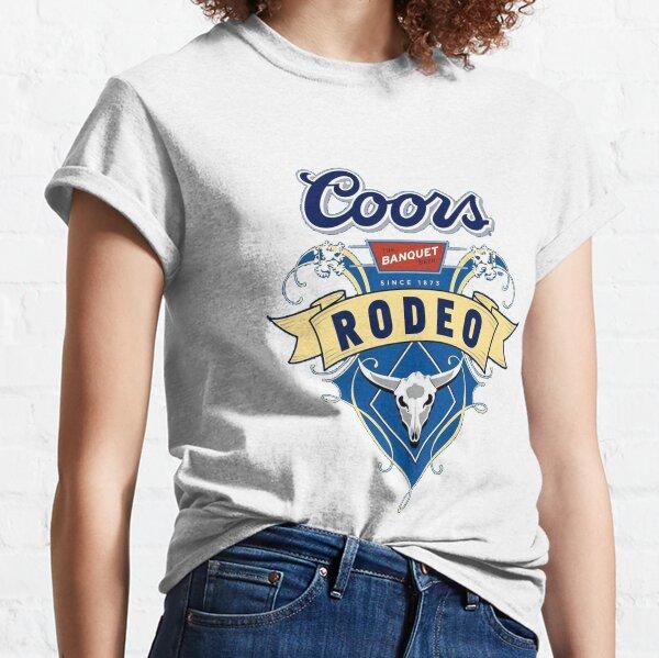 Coors Banquet Rodeo Classic T-Shirt
