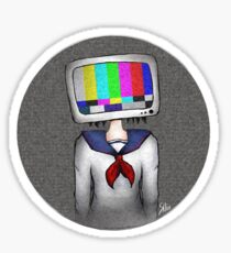 TV Channels  Sticker