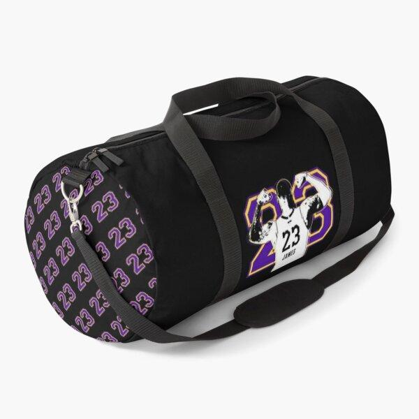 Strong Lebron James 23 Duffle Bag
