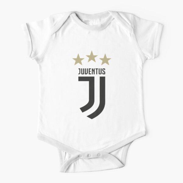 Juventus-Logo Baby Body Kurzarm