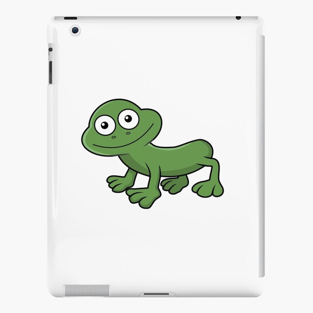 Sausage Frog iPad Case & Skin