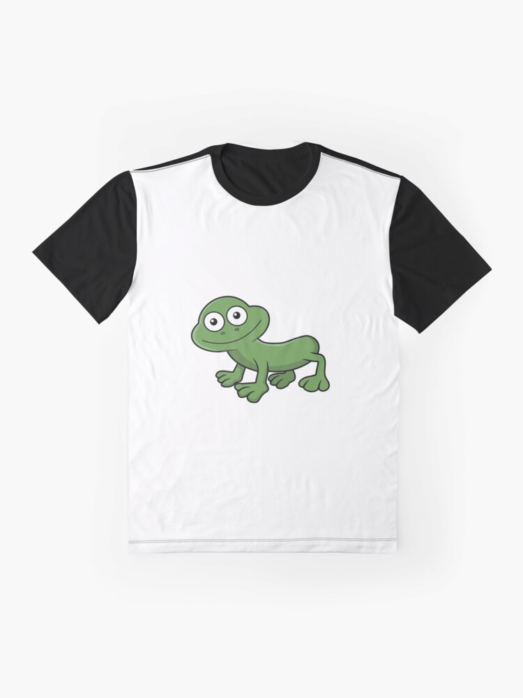 Alternate view of Sausage Frog Graphic T-Shirt