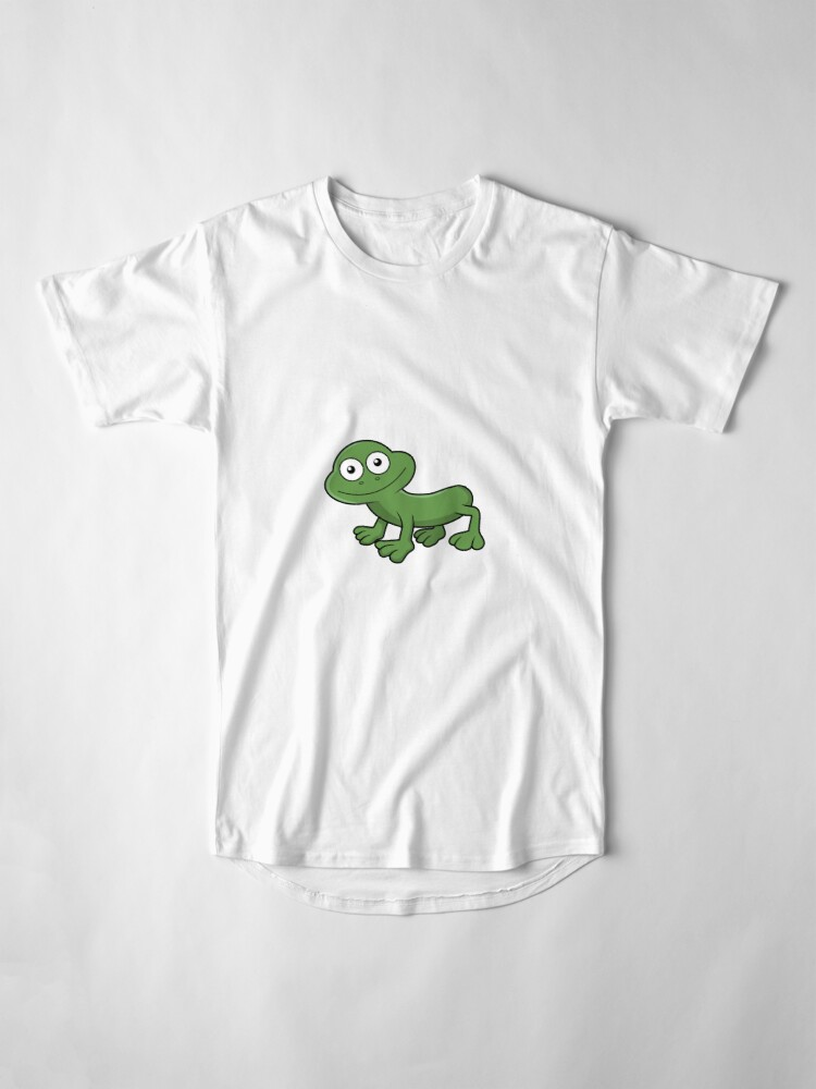 Alternate view of Sausage Frog Long T-Shirt