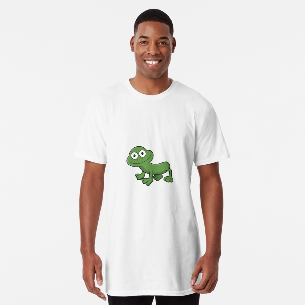 Sausage Frog Long T-Shirt