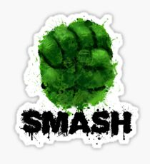 Smash! Sticker