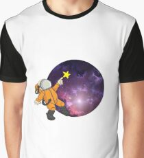 Cosmonaute in the space Graphic T-Shirt