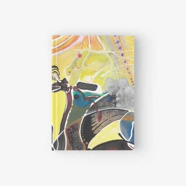 Mixed Bag Section Hardcover Journal