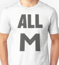 Dekus alles M-Shirt Unisex T-Shirt