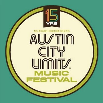 Austin City Limits 2016 15th Anniversary by BRHDesigns