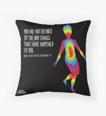 Not Defined Throw Pillow