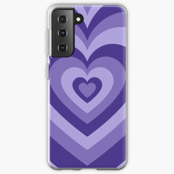 SMP-010 Purple Shiny Metallic Puff