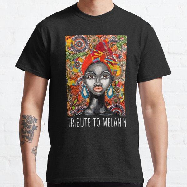 Tribute to Melanin #5 Classic T-Shirt