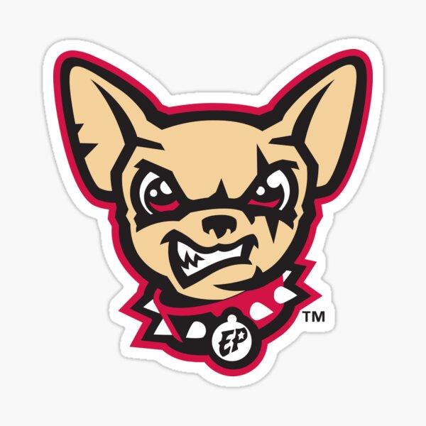 El Paso Chihuahuas Sticker