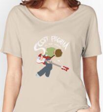 Scott Pilgrim vs the world Women's Relaxed Fit T-Shirt