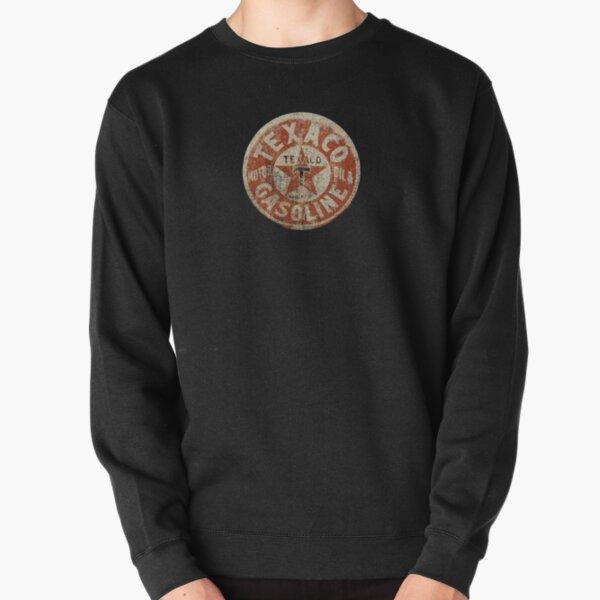 Texaco Gasoline Vintage  Pullover Sweatshirt