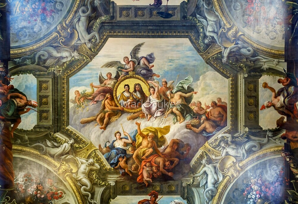 Painted Hall by Mark Sykes