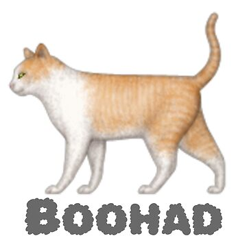 Boohad The Cat by KettleKids