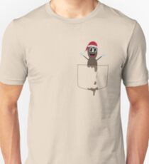 Pocket Mr. Hankey Unisex T-Shirt