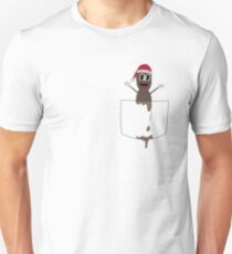 Pocket Mr. Hankey Unisex T-Shirt