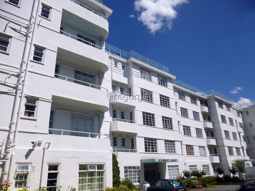 London Deco: Residences - Stanbury Court 1 by GregoryE