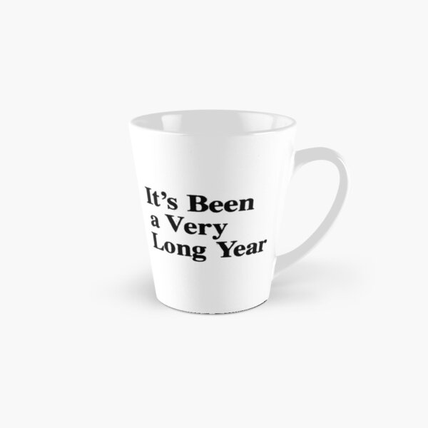It's Been a Very Long Year Headline Tall Mug