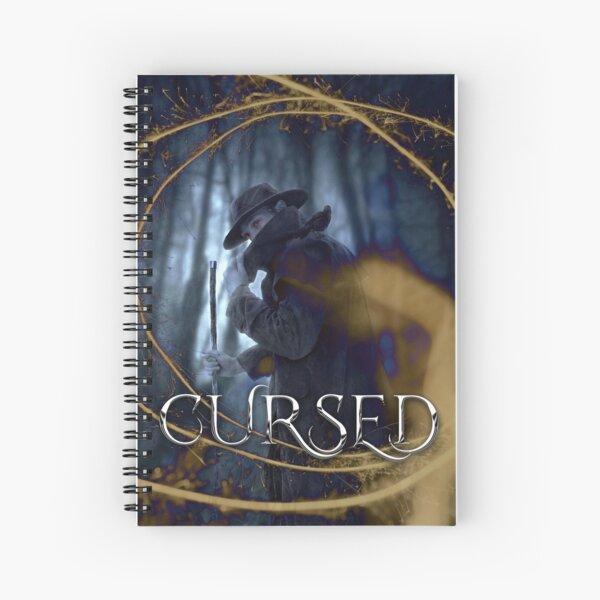 Cursed Wizards Spiral Notebook