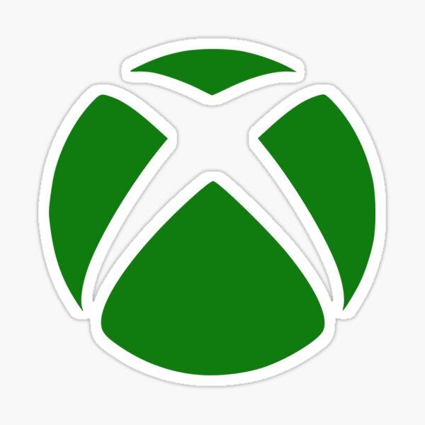 Modern Xbox Logo Sticker