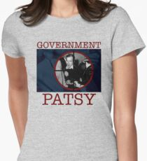 Government Patsy Women's Fitted T-Shirt