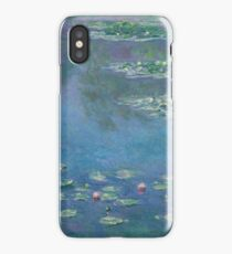 Claude Monet - Water Lilies (1906)  Impressionism iPhone Case
