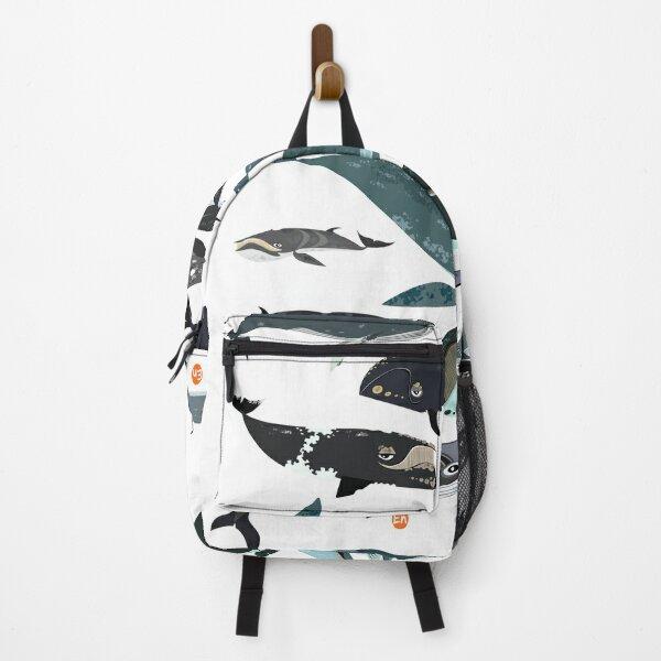 Baleen Whales Backpack