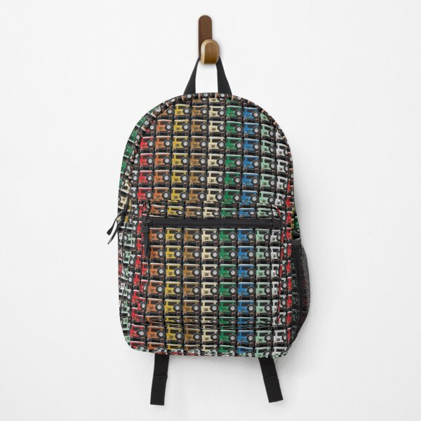 A Rainbow of Awesomeness ( 40 Series rear end) Backpack