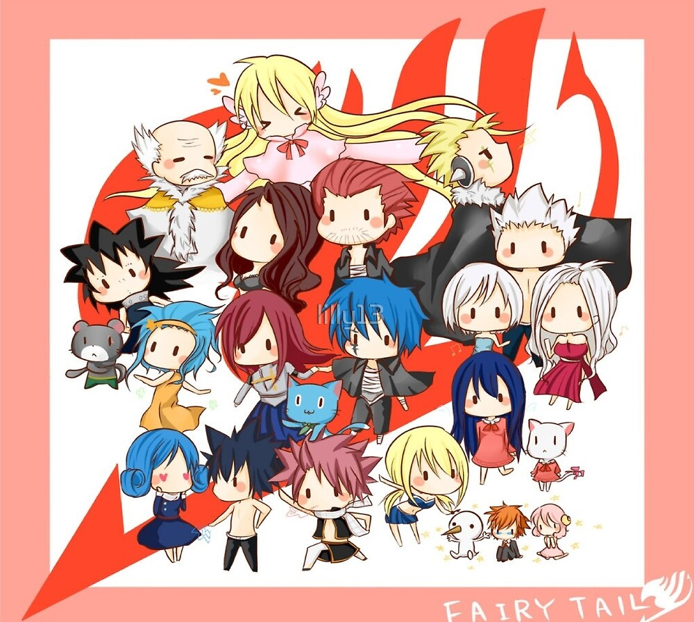 fairy tail 2014 by lilly13