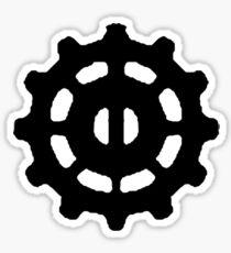 Heda Head Sticker