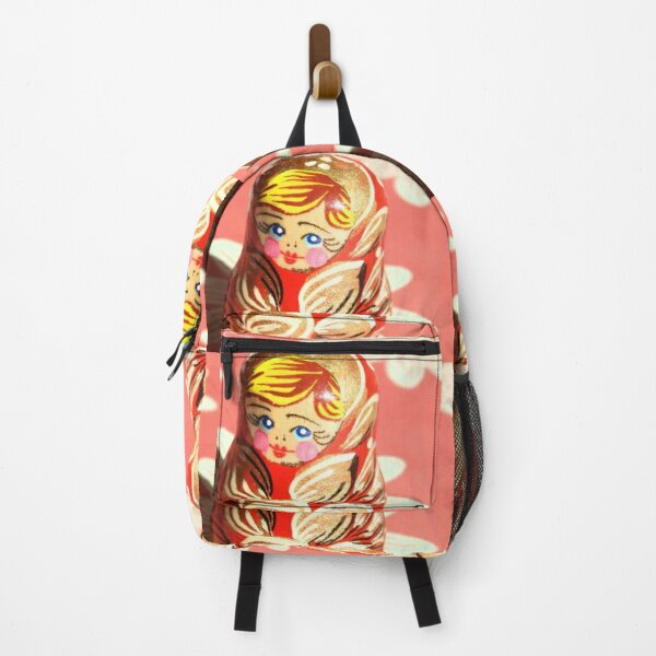 Come, let's play! Backpack