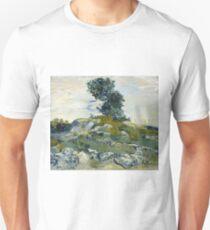 Vincent Van Gogh - The Rocks, 1888 T-Shirt